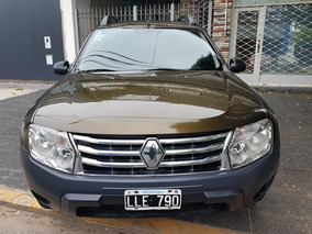 Renault Duster 1.6 4x2 Expression 2012 Impecable