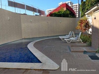 Apartamento Padrão Com 3 Quartos No Edf. Cap Saint Tropez - Vd1259-v