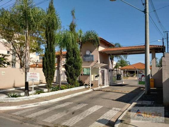 Apartamento Com 2 Dormitórios À Venda, 49 M² Jardim Volobueff (nova Veneza) - Sumaré/sp - Ap6608