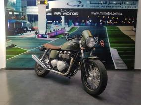Triumph Thruxton 900 Café Racer 2014