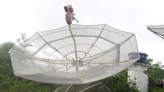 Antena Parabólica Santa Rita - Asr-285 (antena Asr 285)
