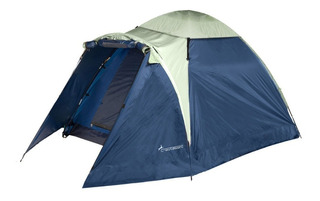 Carpa 3 Y 2 Personas Camping Impermeable Abside By Waterdog