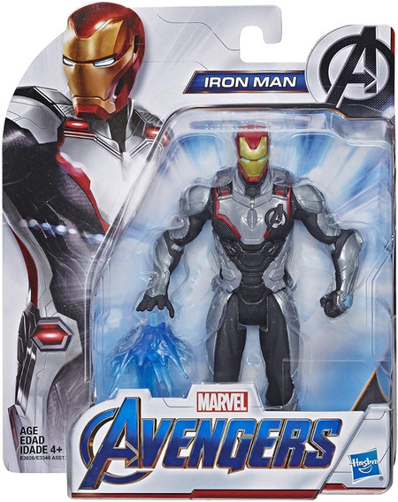 Iron Man Figura De Marvel Endgame De Los Avengers