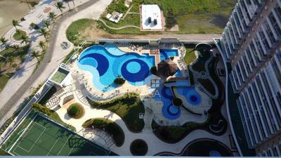 Apartamento Com 2 Dormitórios À Venda, 70 M² Por R$ 380.000 - Vila Mirim - Praia Grande/sp - Ap2735