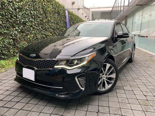 Imagen 1 de 15 de Kia Optima 2018 2.0 Sxl Turbo Piel At
