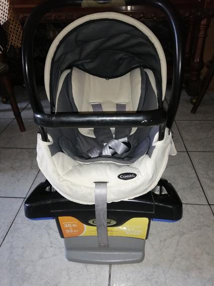 Porta Bebé Marca Combi - Silla Carro