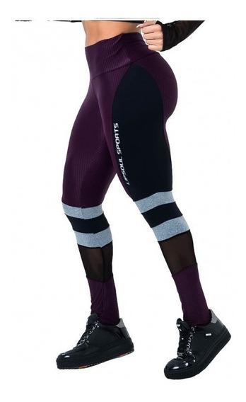 Calça Fitness, Roupas De Academia, Crossfit, Musculação 244