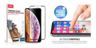iPhone XR Glass 6d Zizo Full Pantalla Curva