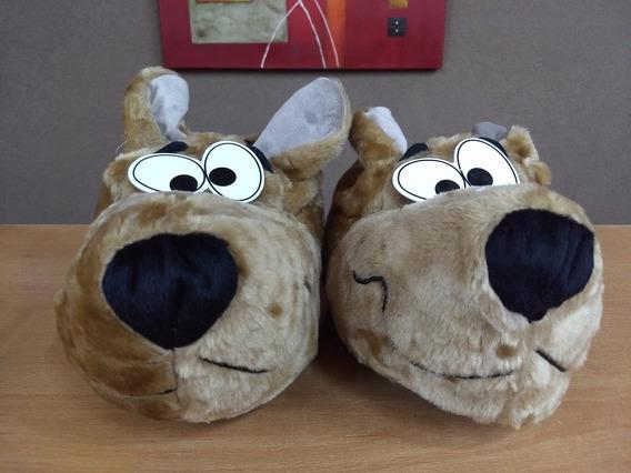 Pantuflas Scooby Doo