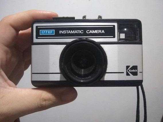Câmera Fotográfica Analógica Kodak Instamatic 177xf Nacional