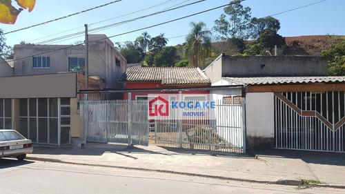 Imagem 1 de 16 de Casa À Venda, 71 M² Por R$ 240.000,00 - Residencial São Francisco - São José Dos Campos/sp - Ca2607