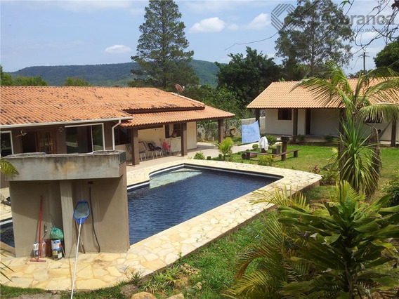 Chácara Residencial À Venda, Mirante Do Ipanema, Araçoiaba Da Serra. - Ch0058