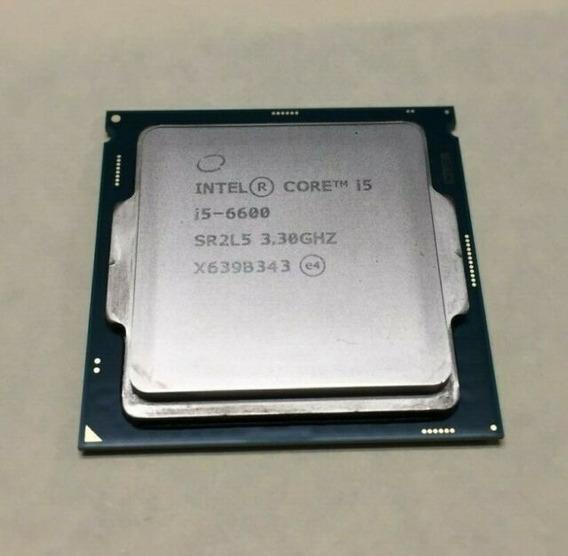 Processador Intel I5 660 6ª Geração Lga1151 C/ Cooler
