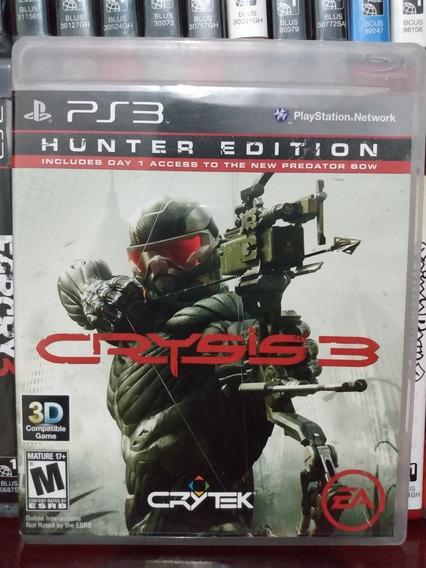 Crysis 3 Hunter Edition Ps3 Parcelamento Sem Juros