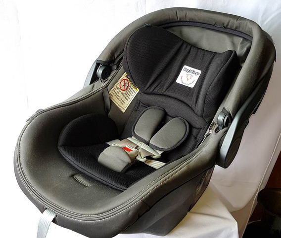 Bebê Conforto E Base Peg Pérego Primo Viaggio Sl - Black