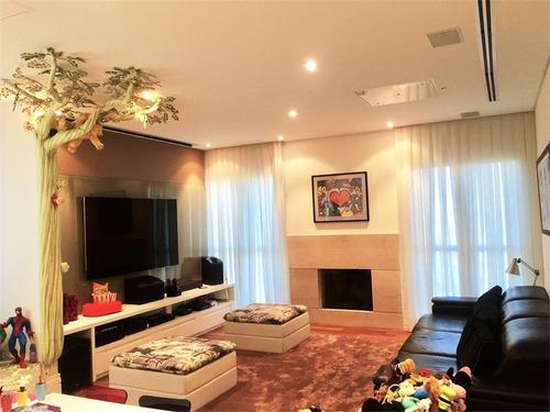 Imagem 1 de 15 de Apartamento - Jardim Analia Franco - Ref: 8430 - V-8430
