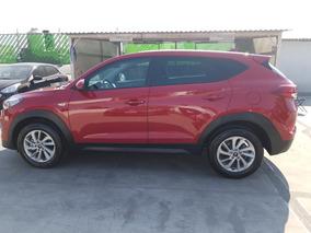 Hyundai Tucson 2018 Demo