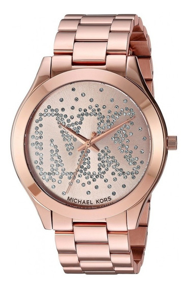 Michael Kors Runway Rose Gold-tone Mk3591