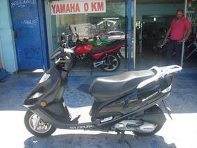 Suzuki An 125 Burgman I Preta 2013 R$ 5.499 (11) 2221.7700