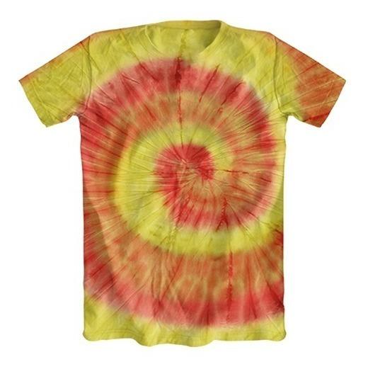 Camiseta Tie Dye - Escolha Seu Modelo E Tamanho
