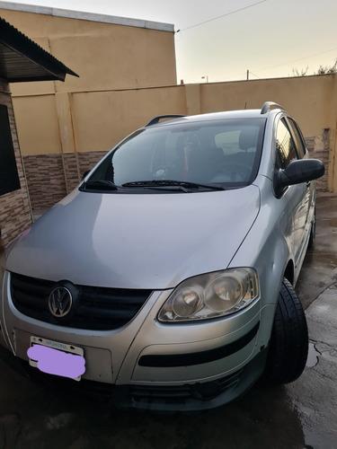 Volkswagen Suran 1.9 Sdi Trendline 90b 2010 Impecable