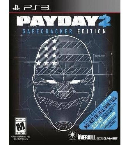 Pay Day 2 Edition Ps3