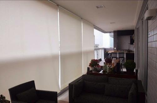 Imagem 1 de 24 de Apartamento Com 3 Dormitórios À Venda, 159 M² Por R$ 1.855.000,00 - Embaré - Santos/sp - Ap10577