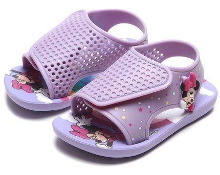 Chinelo Infantil Feminino Disney Cut Fun Baby Minnie 26444