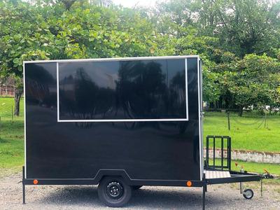 Trailer Food Truck Treiler Locação Aluguel