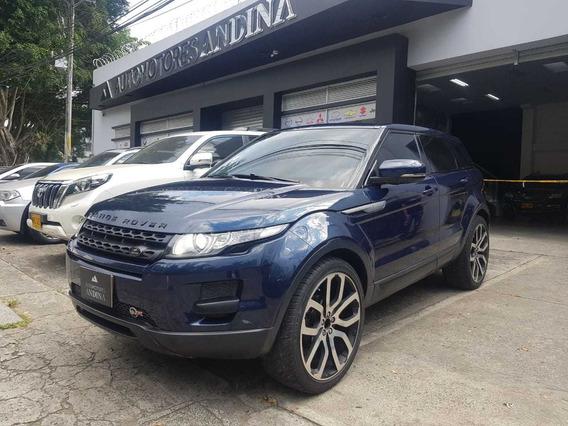 Land Rover Range Rover Evoque Automatica Sec 2.0 2013 768