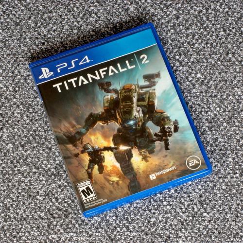 Titanfall2 Físico - Juego Para Ps4