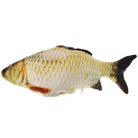 Peixe Pelúcia Lavável Anti-alérgico 30cm