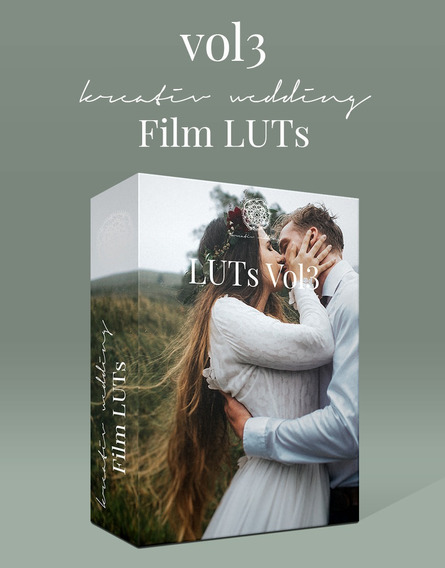 Kreativ Wedding Luts Vl 03