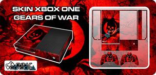 Skin Xbox One Ideal Para Personalizar Tu Consola