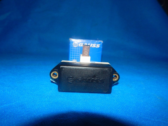 Regulador Voltagem 14v 75a Gauss Ga032 Gm/fiat/citroen