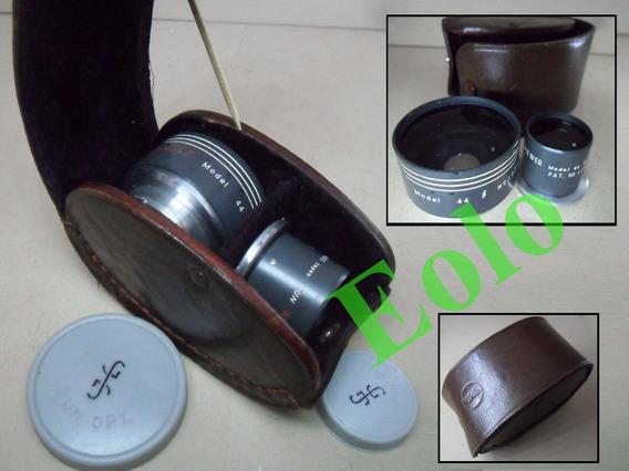 Rollei Baby Yashica 4x4 Lente Grande Angular * Rolleiflex #