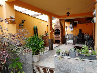 Casa Em Colubande, São Gonçalo/rj De 120m² 3 Quartos À Venda Por R$ 299.900,00 - Ca213680