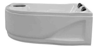 Bañera Para Baño Hidromasaje Rect Doble Montable Aquaspa