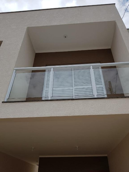 Sobrado Com 3 Dormitórios À Venda, 150 M² Por R$ 330.000 - Jardim Recreio - Bragança Paulista/sp - So0842