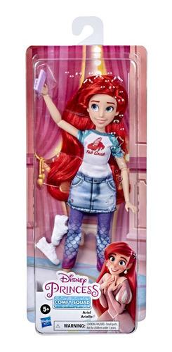 Boneca Disney Princesa Comfy Ariel