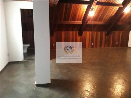 Casa Com 3 Dormitórios À Venda, 200 M² Por R$ 750.000,00 - Cidade Universitária - Campinas/sp - Ca0696