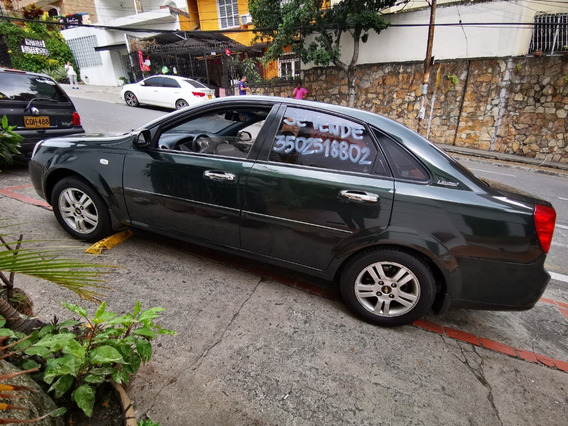 Chevrolet Optra Limited 1.8cc