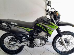 Yamaha Xtz 250 Lander 2015 Preta