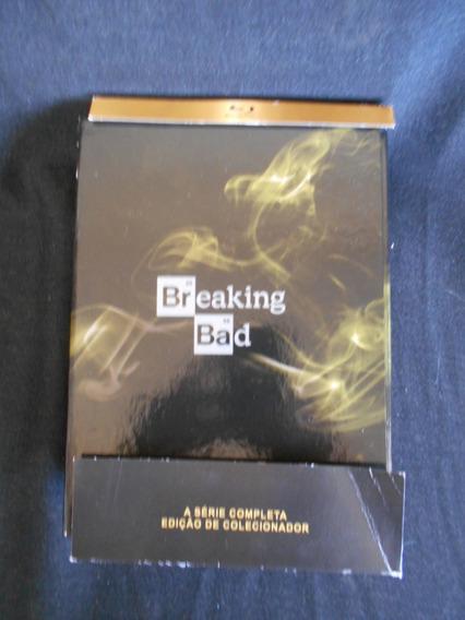 Breaking Bad - Edição De Colecionador - Box - Blu Ray