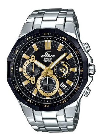 Relógio Casio Masculino Edifice Efr-554d-1a9vud