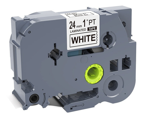 Fita Para Impressora - Brother Compativel 24mm Tz2-251