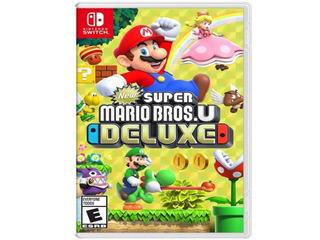 New Super Mario Bros U Deluxe Nsw