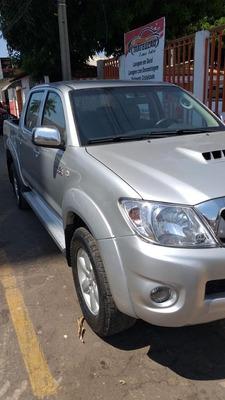 Toyota Hilux 2.5 Cab. Dupla 4x4 4p 2010