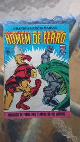 Lote Grandes Heróis Marvel Nº 11 A 15, Ed. Abril, Formatinho