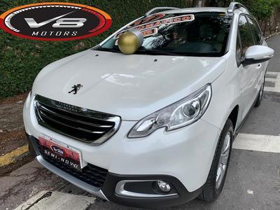 Peugeot 2008 1.6allure Business Flex Automático 2017